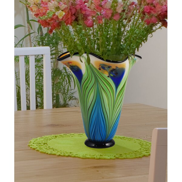 Blythdale Table Vase by Bay Isle Home