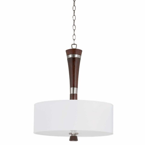 Bettie 3-Light Drum Chandelier by Langley Street
