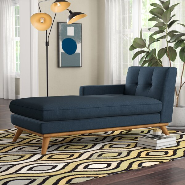 Johnston Chaise Lounge by Langley Street