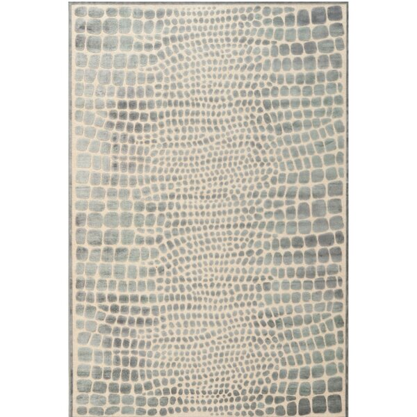 Martha Stewart Grey/Cream Area Rug by Martha Stewart Rugs