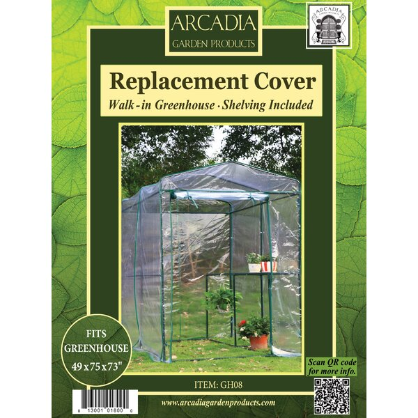 Greenhouse Replacement Cover by Arcadia Garden Products
