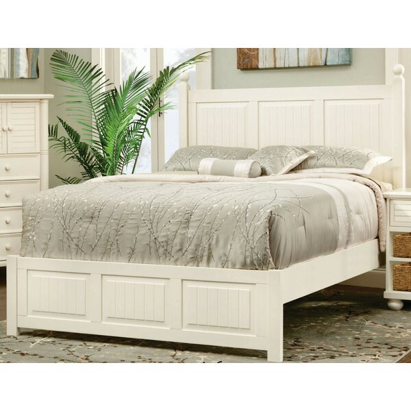 Cousar Queen Panel Bed by Rosecliff Heights