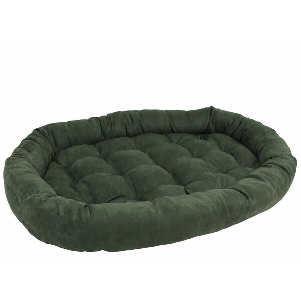 Monty Microsuede Dog Bed by Tucker Murphy Pet