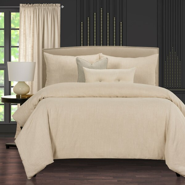 Afternoon Café Créme Duvet Cover & Insert Set