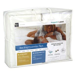 Bed Bug Prevention Packs Premium Bundle Waterproof Mattress Protector BySouthern Textiles