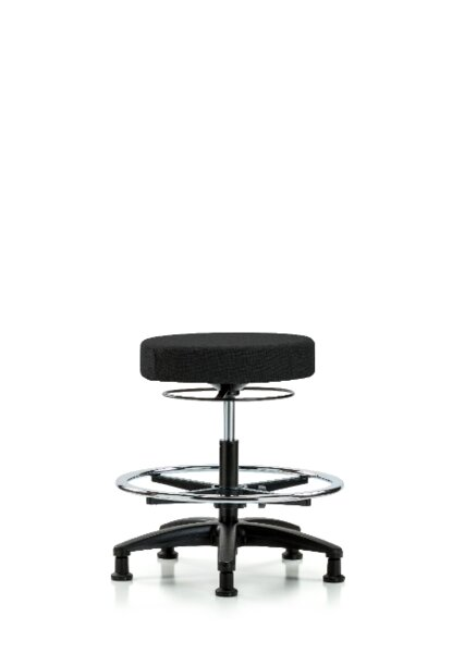 Kristine Bench Height Adjustable Lab Stool by Symple Stuff