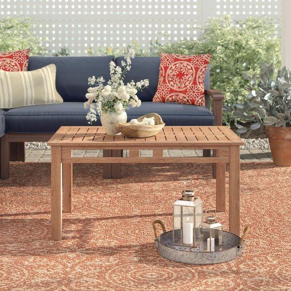 Calila Teak Coffee Table by Birch Lane™ Heritage