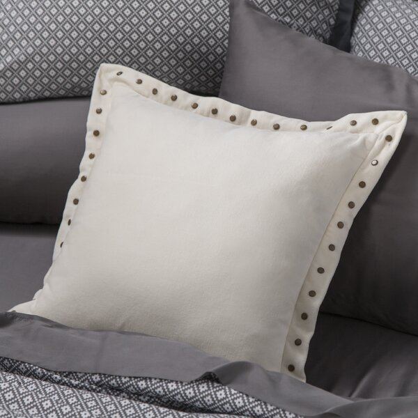 Arkwright Velvet Throw Pillow by Eider & Ivory