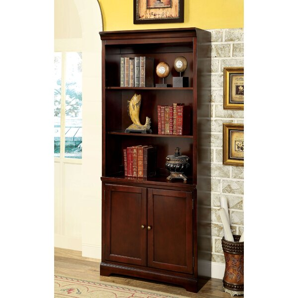 Waldorf Standard Bookcase by Charlton Home