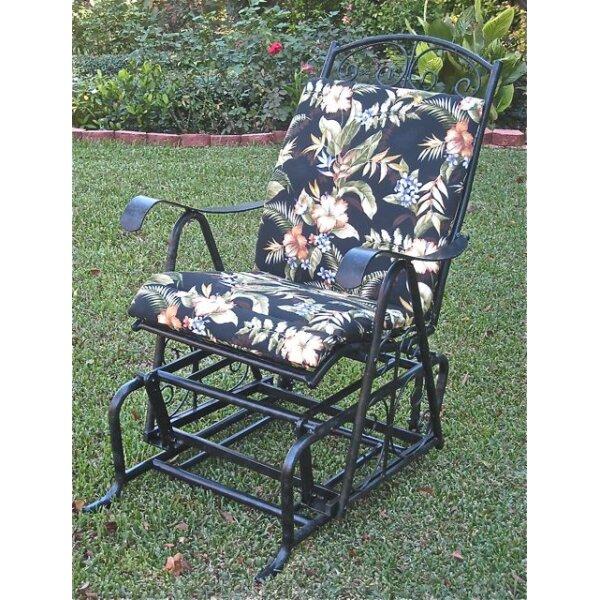 Blazing Needles Indoor Outdoor Rocker Cushion Patio Furniture Cushions Pads Home Garden Worldenergy Ae