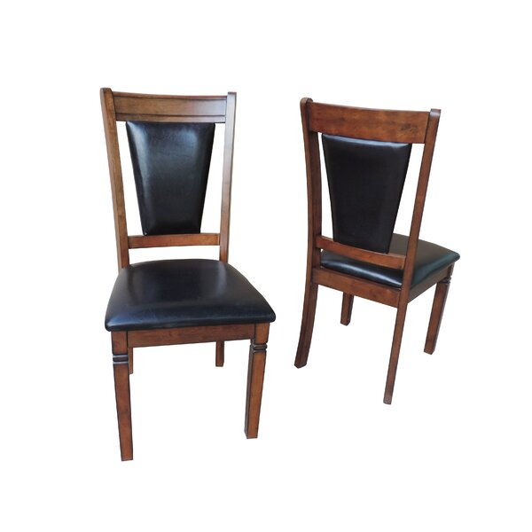 Axbridge Side Upholstered Dining Chair (Set of 2) by Red Barrel Studio Red Barrel Studio
