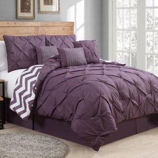 Chevron Purple Bedding Youu0027ll Love   Wayfair