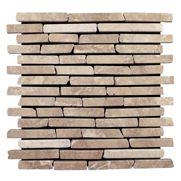 Sticks Natural Stone Pebbles/Rocks Tile