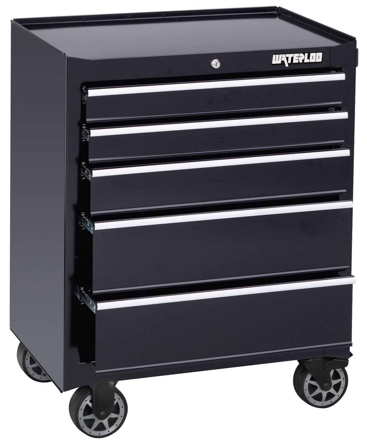 Stupendous Waterloo Series 26W 5 Drawer Tool Chest Machost Co Dining Chair Design Ideas Machostcouk