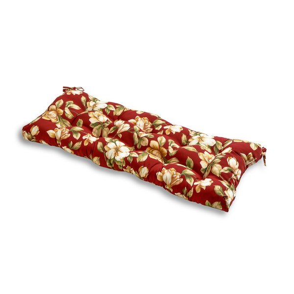 Indoor/Outdoor Bench Cushion by Greendale Home Fashions