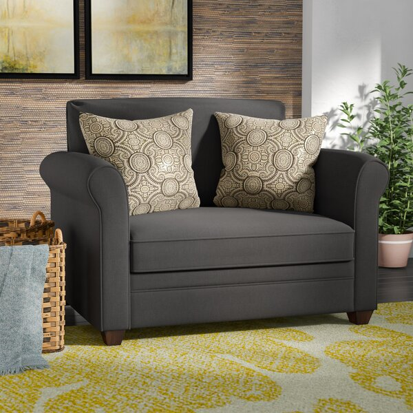 Arenzville Innerspring Sleeper Sofa by Three Posts