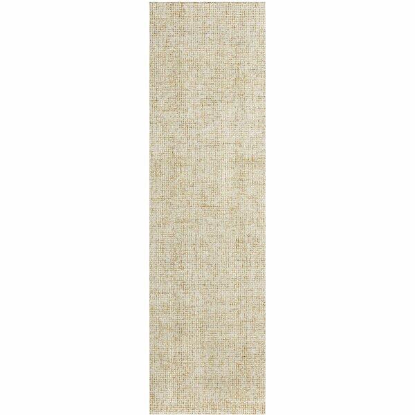 Harrison Hand-Tufted Wool Wheat Area Rug