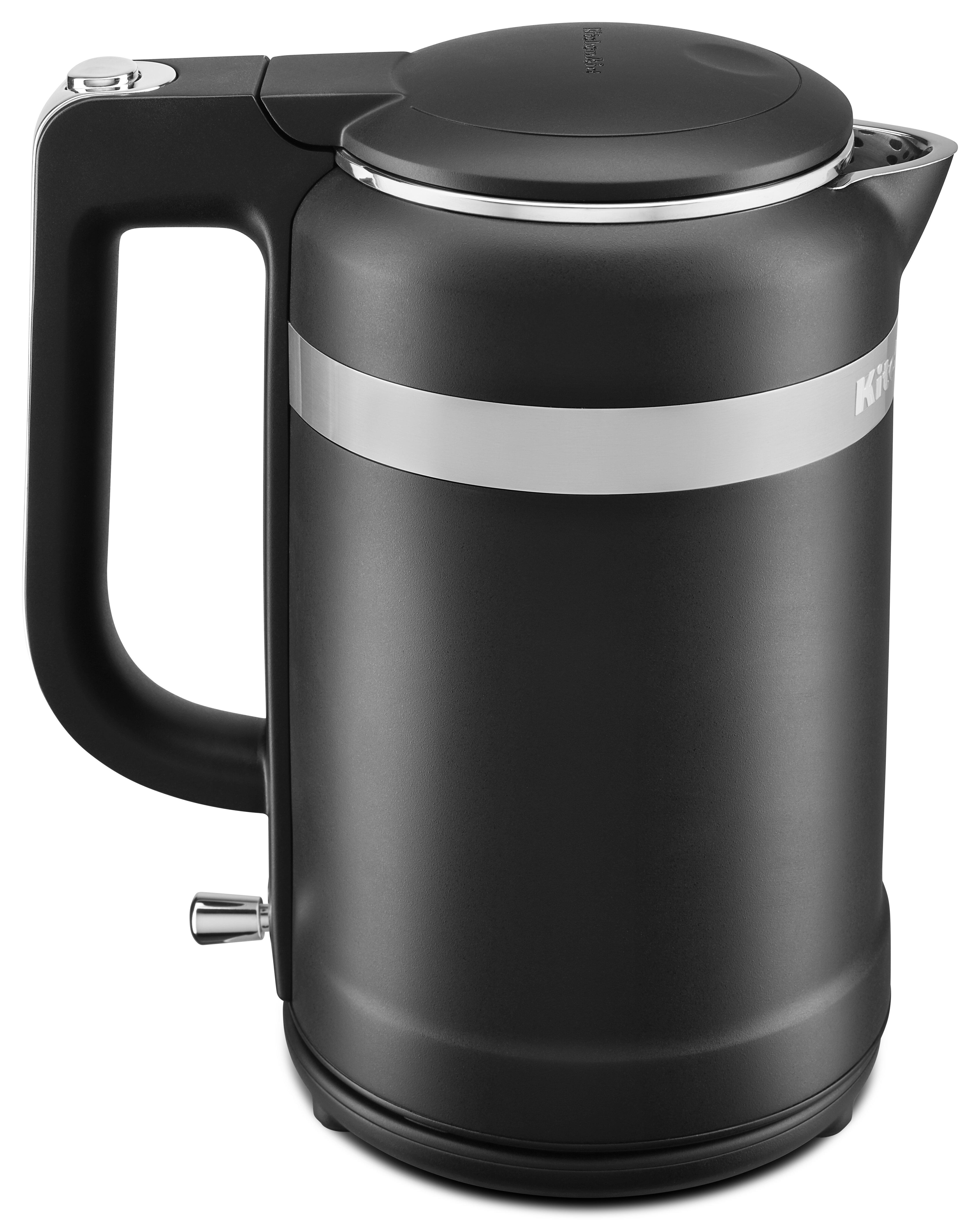 KitchenAid 1.58 Qt. Stainless Steel Electric Tea Kettle - KEK1565