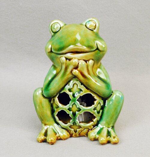 Frog Night Light by Drew DeRose Designs