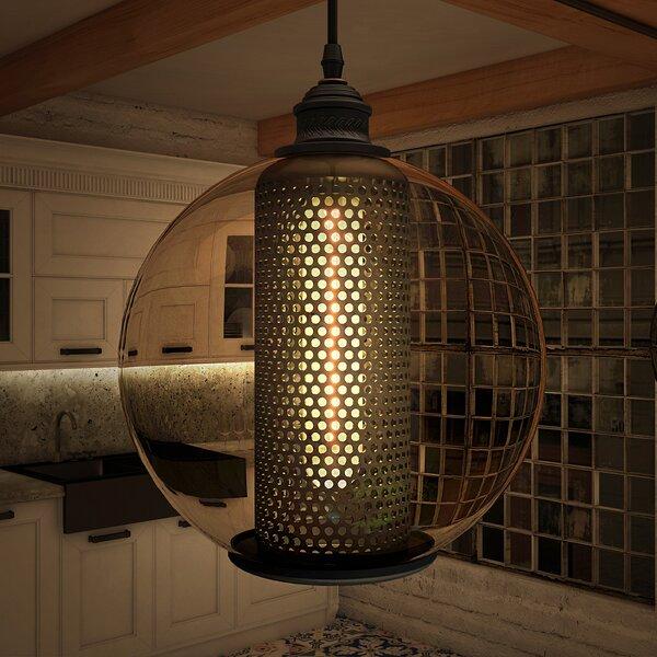 Janesville 1-Light Pendant by Trent Austin Design