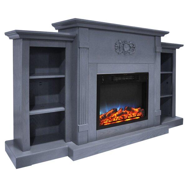 Edi Electric Fireplace By Latitude Run