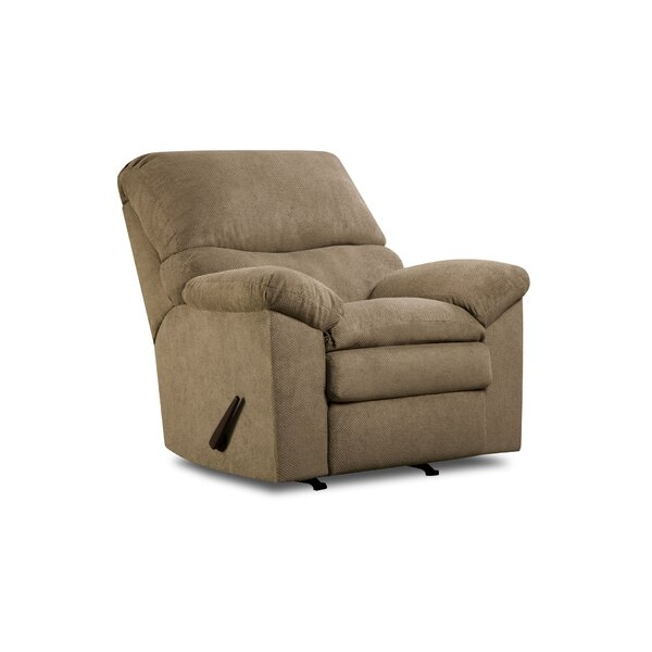 Sutton Manual Rocker Recliner by Simmons Upholstery [Red Barrel Studio]