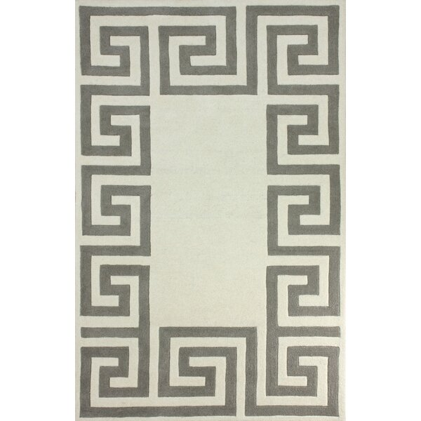 Filigree Hand-Tufted Beige Area Rug by nuLOOM