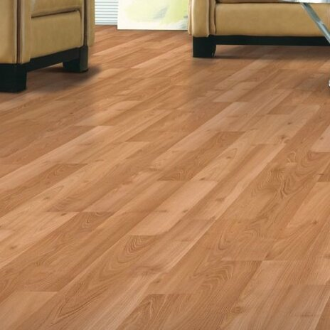Cabrini 8 x 47 x 7mm Acacia Laminate Flooring in Blonde Acacia by Mohawk Flooring