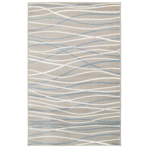 Grace Gray Area Rug by Zipcode Design