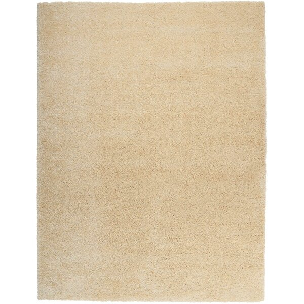 Parrish Cream Area Rug by Charlton Home