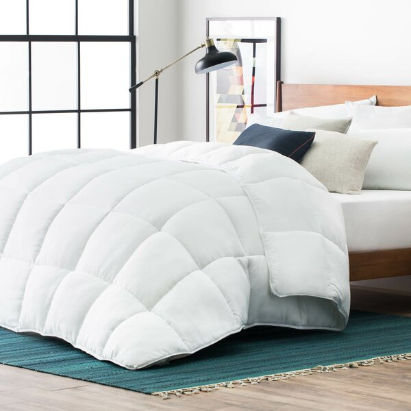 All Season Down Alternative Comforter by Alwyn Home