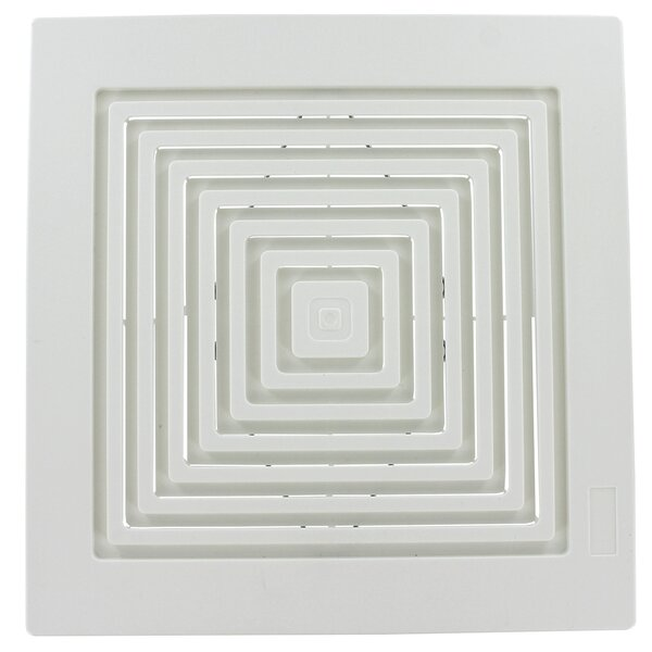 Bathroom Fan Spring Mounted Grille Assembly by Broan