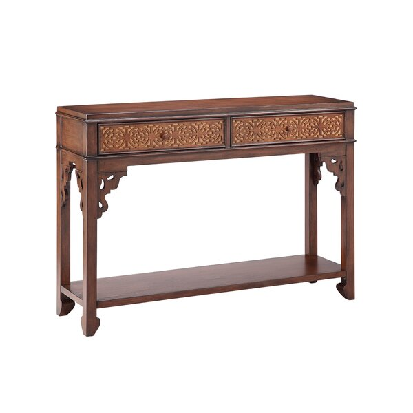 Kubec Console Table By World Menagerie