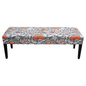 Willard Cotton Bench by Sole Designs