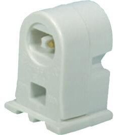 Fixed High Output Fluorescent Lamp Holder by Morris Products