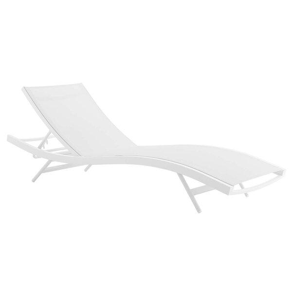Demir Reclining Chaise Lounge