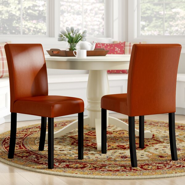 Damore Upholstered Dining Chair (Set Of 2) By Charlton Home