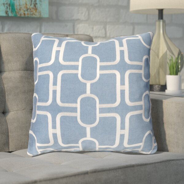 Herring Throw Pillow by Brayden Studio