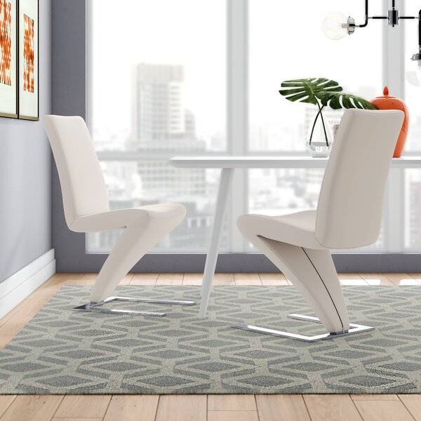 Peter Side Chair (Set of 2) by Wade Logan