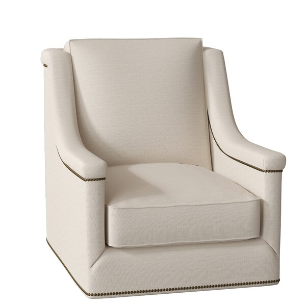 Liam Swivel Armchair by Gabby