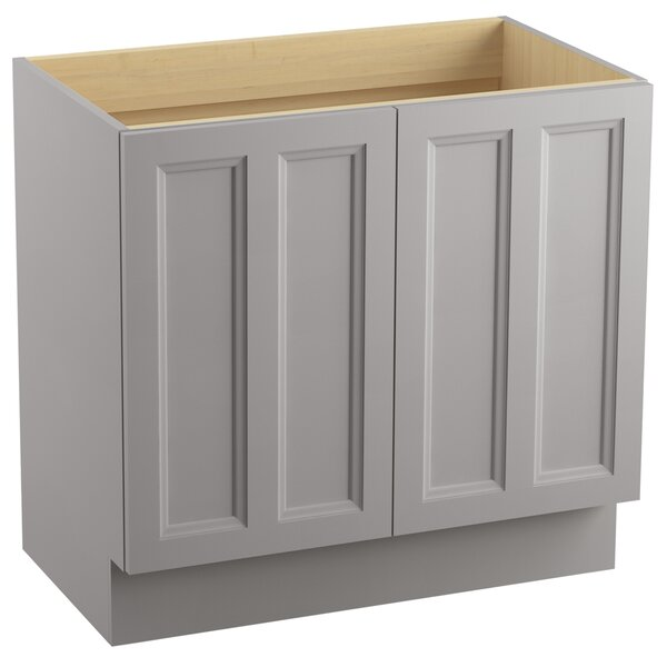 Damask™ 36 Vanity with Toe Kick and 2 Doors by Kohler