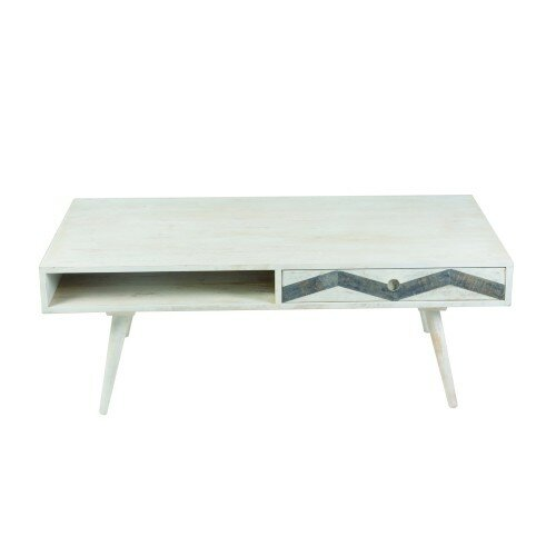 Charmain Mango Coffee Table by Bungalow Rose