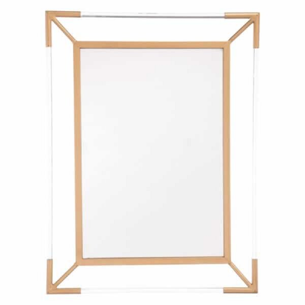 Aldona Accent Mirror by House of Hampton