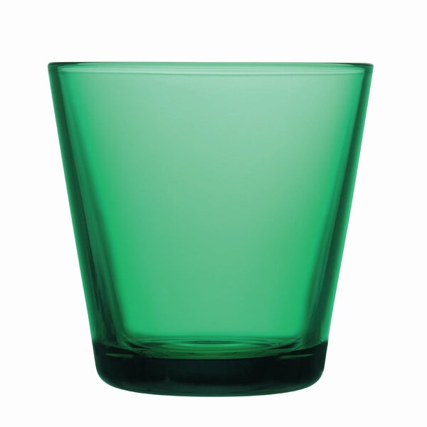 Kartio 7 oz. Glass (Set of 2) by Iittala