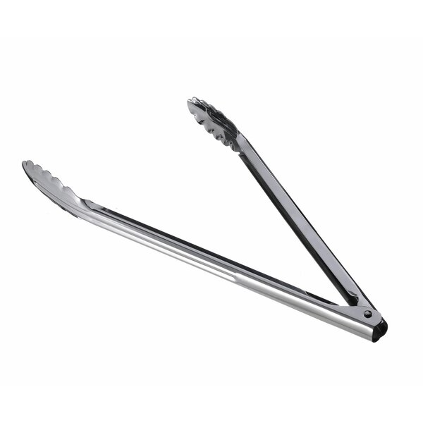 Stainless Steel Utility Serving Tong by Kitchen Kemistry
