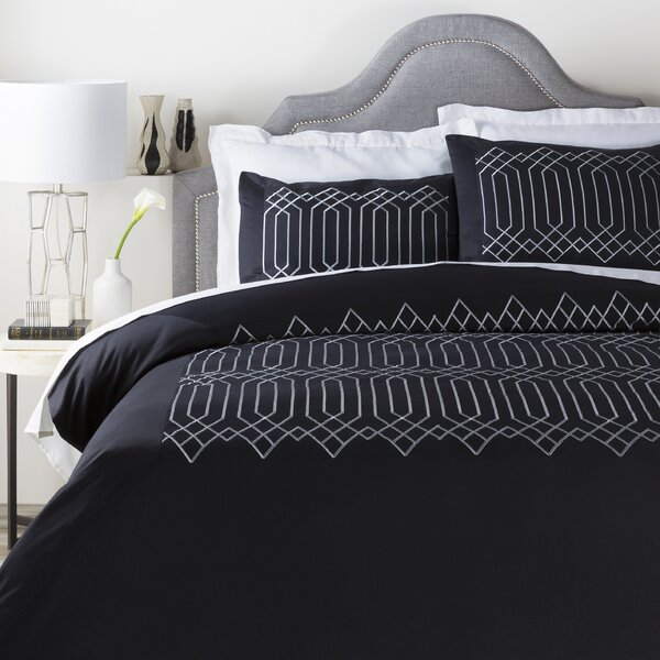 Cateisha Duvet Cover Set by Orren Ellis