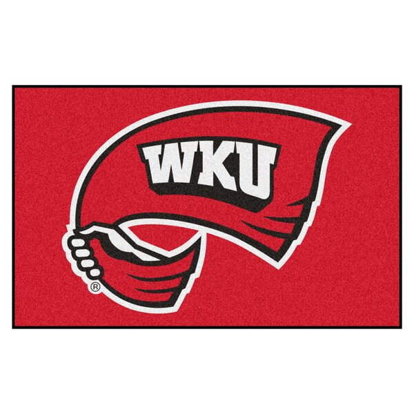 Collegiate NCAA Western Kentucky University Doormat by FANMATS