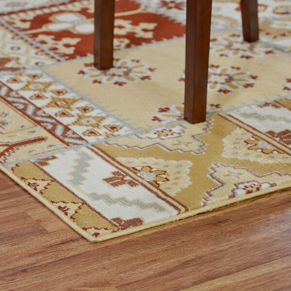 Signe Patchwork Area Rug by Winston Porter
