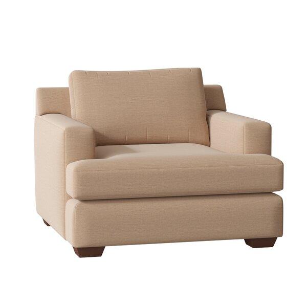Brynn Armchair by Wayfair Custom Upholstery Wayfair Custom Upholstery™