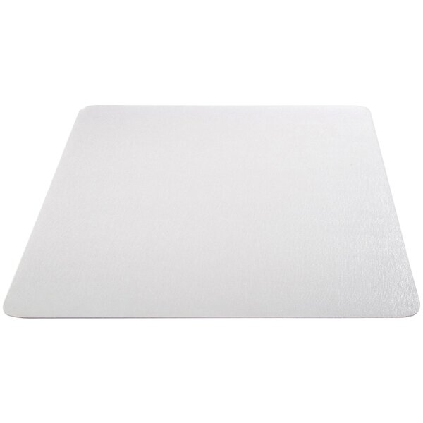Hard Floor Beveled Edge Chair Mat by Deflect-O